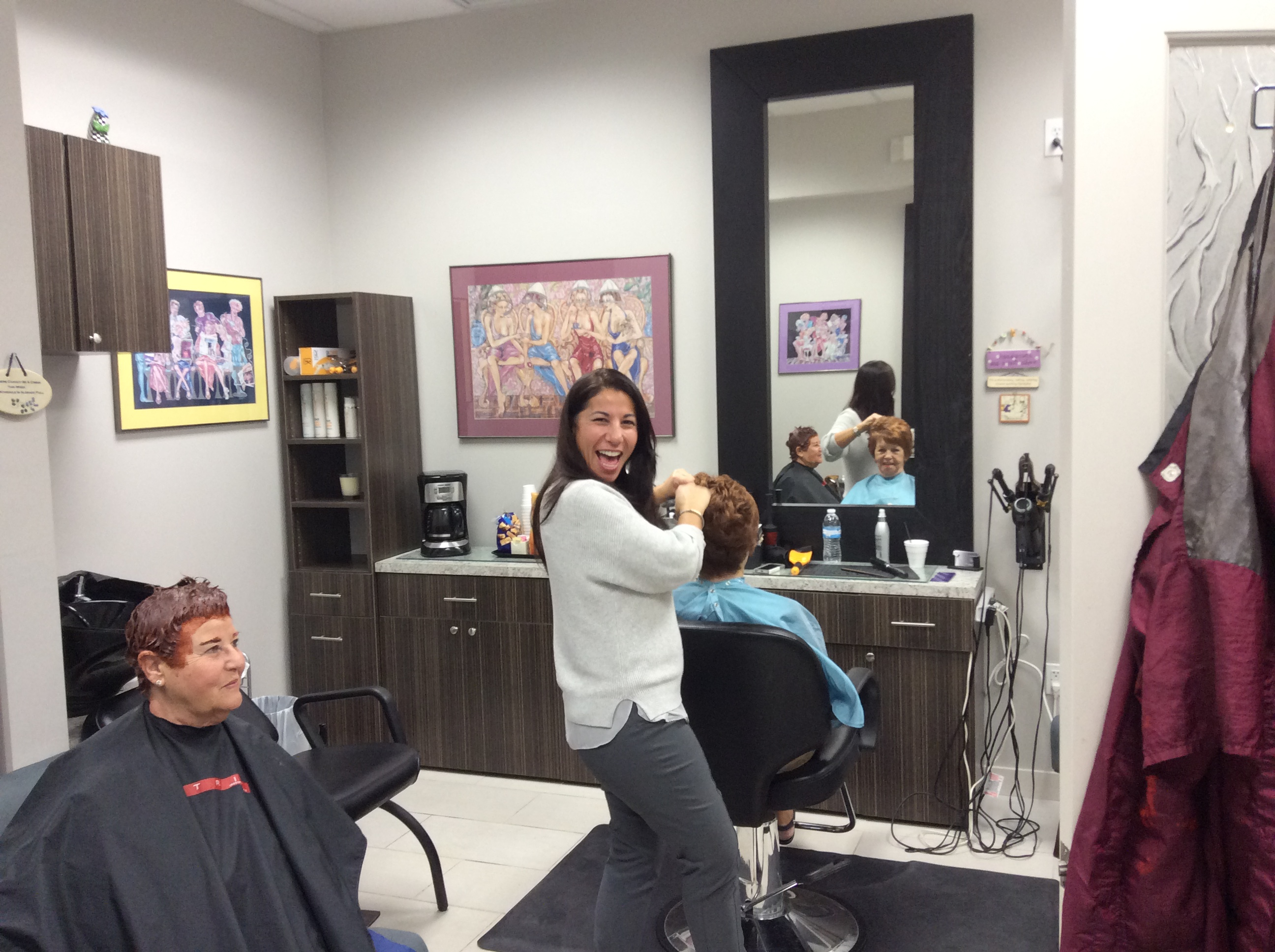 Become independent bella salon suites for Design your own salon